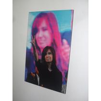 Cuadros Cristina & Nestor Kirchner - Arte Digital - 19x25