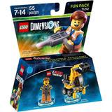 Lego Dimensions - Movie - Emmet Fun Pack