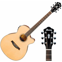 Ibanez Aeg10ll - Guitarra Electro-acústica Fishman - Oddity