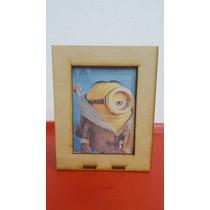 10 Porta Retratos Lisos 10x7 Mdf Fibrofacil Corte Laser