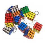 Cubo Rubik X12 Llaveros Cubo Mágico Regalo Souvenir