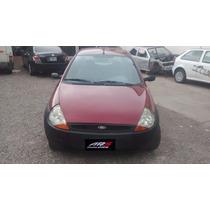 Ford Ka 1.0 Aa $54.000 + Cuotas Fijas Y En Pesos!!!
