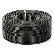 Cable Coaxil Rg59 Foam 40% X 100m Camara Antenas Tda Digital