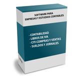 Sueldos + Contabilidad + Iva Versión Estudios/empresas