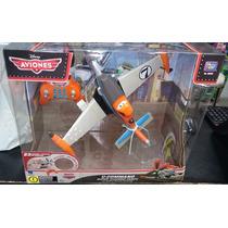 Aviones Planes Super Comando Dusty Radio Control Grande