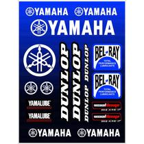 Plancha De Calcos - Honda - Yamaha - Kawasaki - Suzuki
