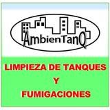 Limpieza De Tanques - Fumigaciones / Plagas -ambientanq-