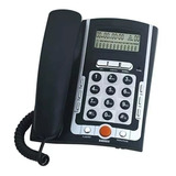 Telefono De Mesa Pared Fijo Identificador Altavoz Winco 6070