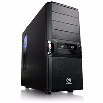 Gabinete Pc Thermaltake V3 Black Edition Mid Tower Gamer