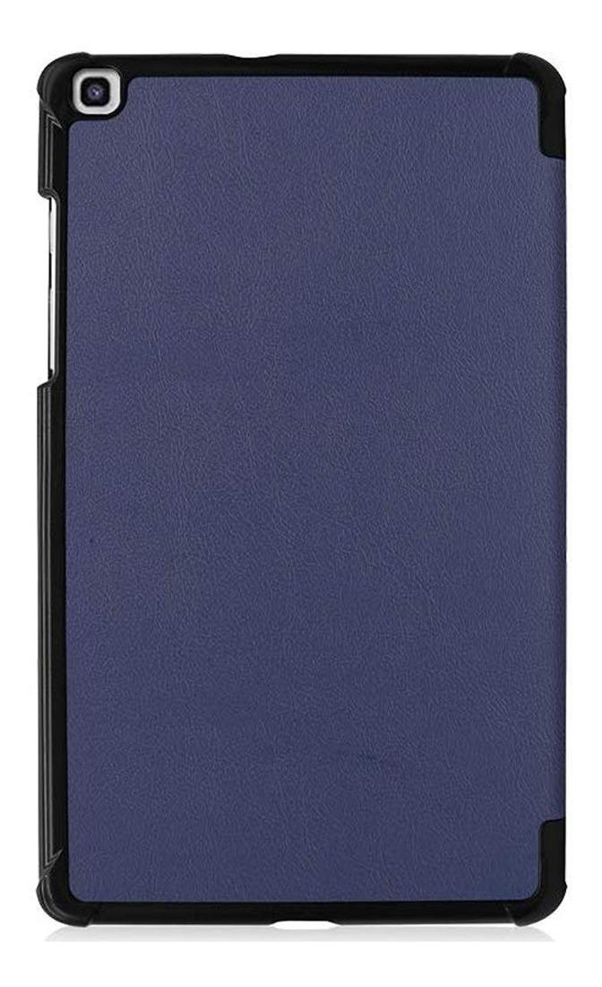 FUNDA SMART COVER PARA T290 AZUL