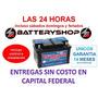 Baterias De 12x75 A Domicilio, Envio Y Colocacion Sin Costo
