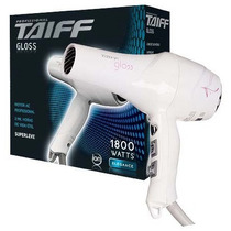 Secador Profesional Taiff Gloss 1800w Ideal Alisados Shock