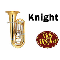Tuba Bb 4 Llaves Knight Jbbb-500