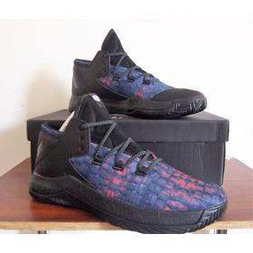 596ba9865b1 Zapatillas Botas Basquet adidas Derrick Rose Menace 2-envios