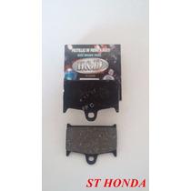 Juego De Pastilla De Freno Delantera Tdm 900 En St Honda