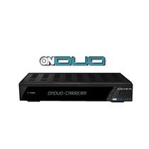 Onduo Carrera Recep Satelital+ Tda Iptv No Tocomsat Cinebox