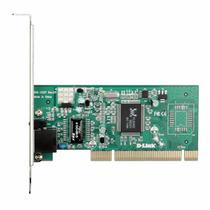 Placa De Red Pci D-link Gigabit Ethernet 10/100/1000 Dge-528