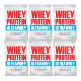 6kg De Proteina Whey Protein  + 1 Kg De Aminoacidos Gratis