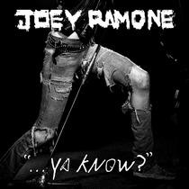 Joey Ramone - Ya Know ? - Cd Cerrado Y Nuevo