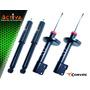 Kit 4 Amortiguadores Corsa Classic Celta Prisma Fun Corven