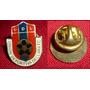 Raro Pin Distintivo Futbol Union Dep Lara Fc Venezuela 1990