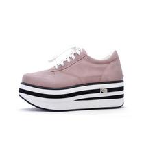 1987fbeec6e Busca zapatillas con plataforma color rosa con los mejores precios ...