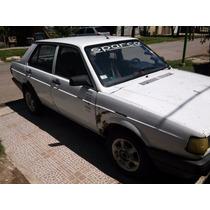 Volkswagen Senda Diesel 94 Blanco 1.6 (detalle)
