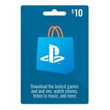 Tarjeta Psn $10 Usa | Entrega Inmediata - #argencards