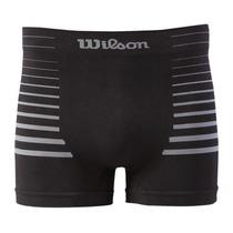 Set X 2 Boxer Wilson 100% Algodon C/ Lycra Rayado Degradee