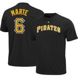 Remera Pittsburgh Pirates Majestic Baseball Mlb Xxl