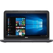 Netbook Slim 11.6 Dell Amd A6 4gb + Windows10 + Office 365 *