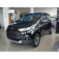 Plan Nacional Ecosport S Totalmente Financiada Gh