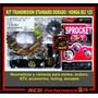 Kit Transmision Dorado Marca Standard Para Honda Biz 125