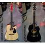 Guitarra Electroacustica Memphis 1422 Con Tono Y Volumen Pua