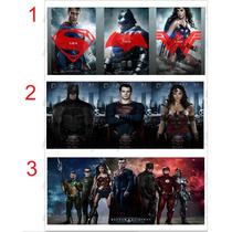 Tazas De Polímero Batman Vs Superman Diseño De Película Dc
