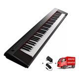 Teclado Yamaha Np-32 Portátil De Tipo Piano Sencillo Cuotas