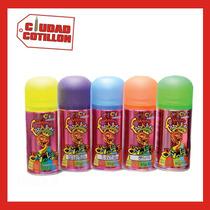 Spray Pelo Color Rey Momo 150cc Pack X 6 - Ciudad Cotillón