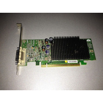 Placa De Video Pci Express 64 Mb (estanteria Negra)
