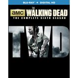 Blu-ray The Walking Dead Season 6 / Temporada 6