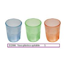 Vaso Plastico Apilable
