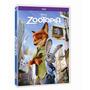 Dvd Zootopia Disney