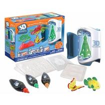 3d Magic Maker Fabrica De Juguetes Original Intek La De Tv