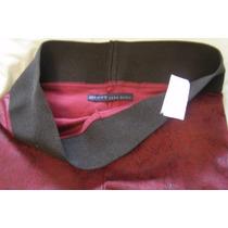 Calzas Zara Nuevas. Bordo Elastico Cintura. Talle 42 Xl