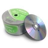 Dvd R Ridata Estampado 16x 4.7gb Pack Mayorita X 600