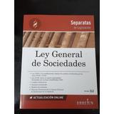 Ley General De Sociedades Separatas