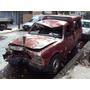 Pick-up Peugueot 504 Gd Diesel 1986 Chocada Fuert Liquido