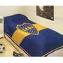 Frazada Piel/ Corderito, Boca Juniors, Original, Envío!!