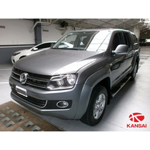 Volkswagen Amarok Highline Pack 4motion 2013 Kansai S.a