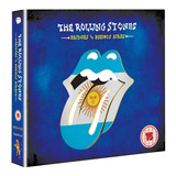Rolling Stones To Bridges Buenos Aires 2 Cd + Dvd En Stock