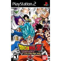 Dragon Ball Z Budokai Tenkaichi 4 Beta 6 Mods Latino Ps2 en